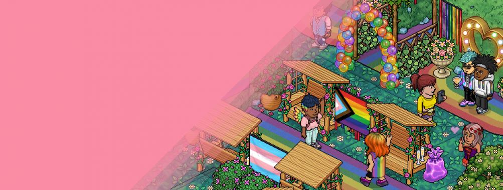 Game: Pride Festival Strandfeest